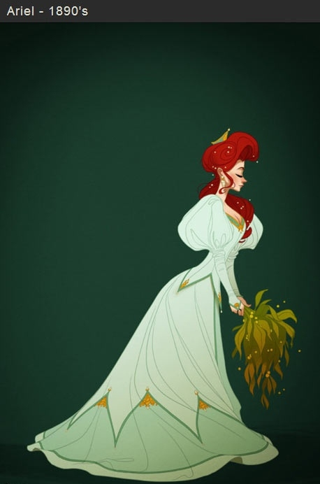Ariel filmprincesses.blogspot.com
