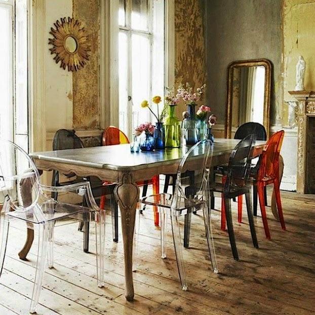 684 تصاميم غرف سفرة و طاولات طعام مودرن