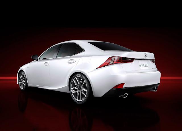 Lexus IS F-Sport 2014