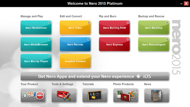 Nero 2014 Free Download