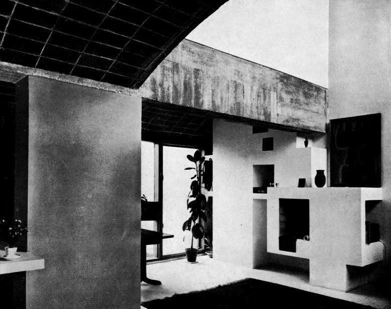 Las maisons jaoul y le corbusier mobiliario i - Mobiliario le corbusier ...