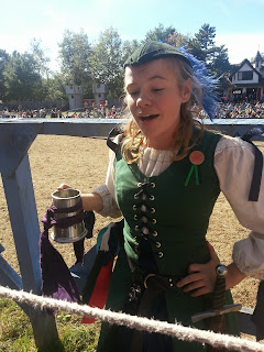 King Richard's Faire Wench