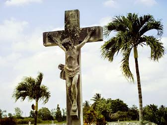 Mi foto de hoy: Cristo Crucificado