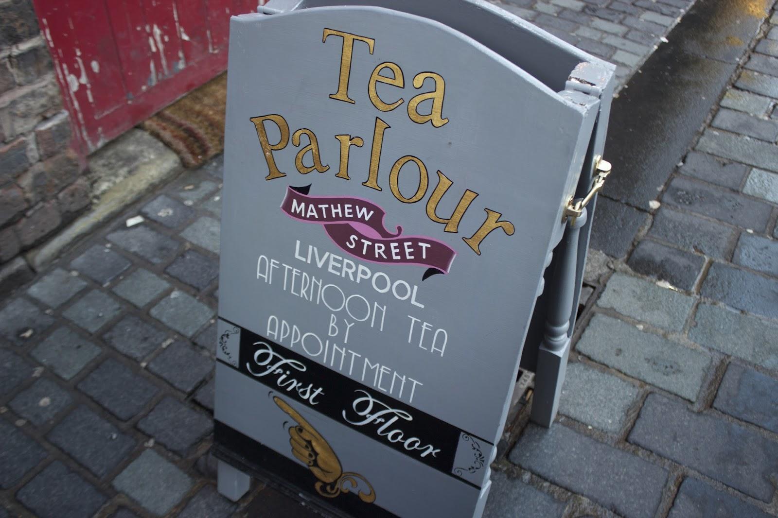 Tea Parlour Liverpool