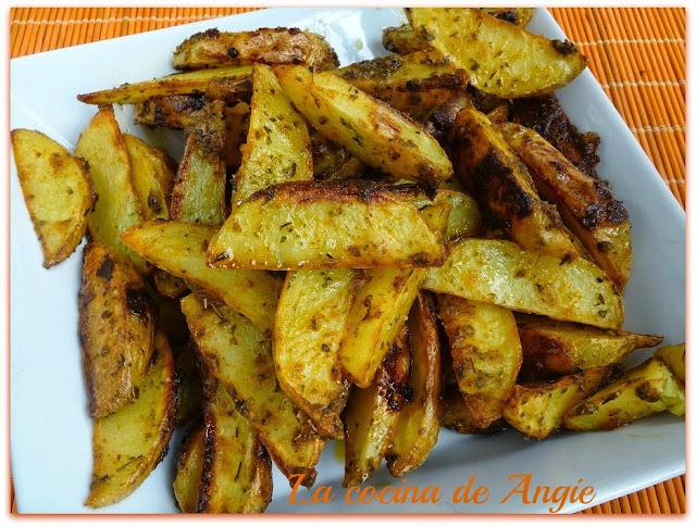 Patatas Deluxe Al Horno