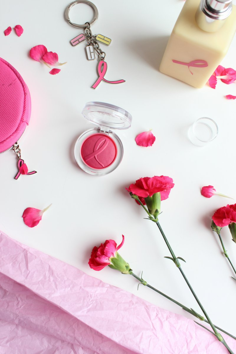 Clinique Breast Cancer Awareness Products 2015