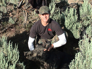 Idaho european Boar Hunt
