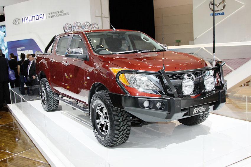 4WD Newz: 2011-