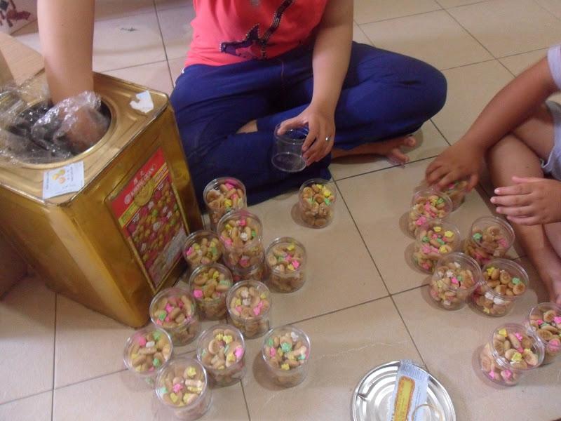 Celoteh si kembar gift untuk majlis aqiqah for Idea doorgift untuk aqiqah
