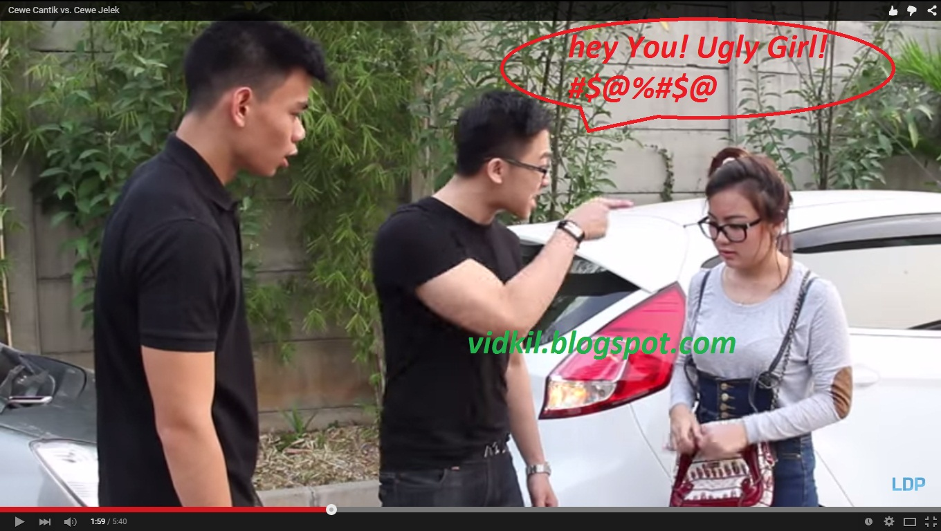 Video gokil may 2015 ugly girl your respond hey you can you drive a car do you have a license for driving how old are you you have to pay compentation for hit my car ccuart Images