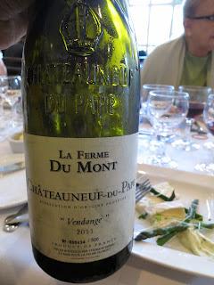 2011 Châteauneuf-du-Pape Vendange Blanc