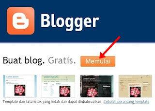 Membuat Blog1