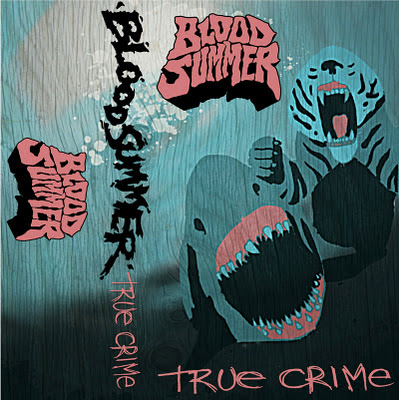 Blood Summer, Blood Summer tape, tape, shark, tiger, tiger vs. shark