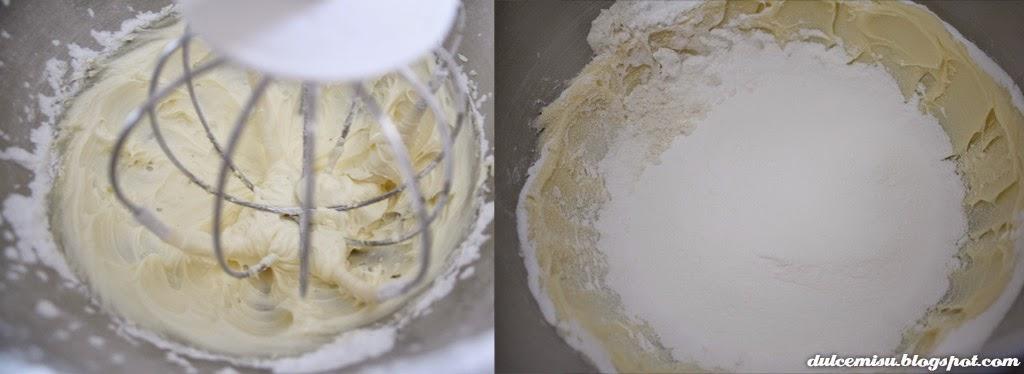 Whoopie pie, turrón, almendra, extracto, azúcar glas, fondant, molde de silicona, blonda, dulcemisu, postre, dulce, extracto wilton, crema, masa