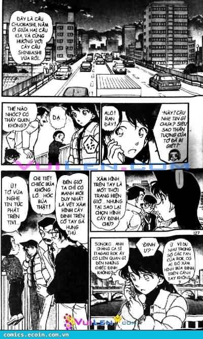 Detective Conan - Thám Tử Lừng Danh Conan chap 551 page 9 - IZTruyenTranh.com