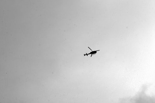 copper chopper, contemporary photography, black and white, photo, art,