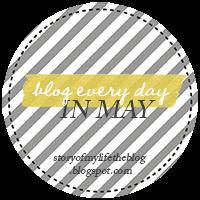 May 2013 Challenge - My Life