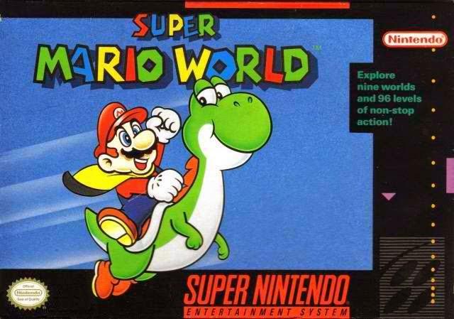 Super Mario - Super Nintendo