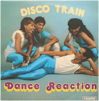 Dance Reaction - Disco Train (1981)