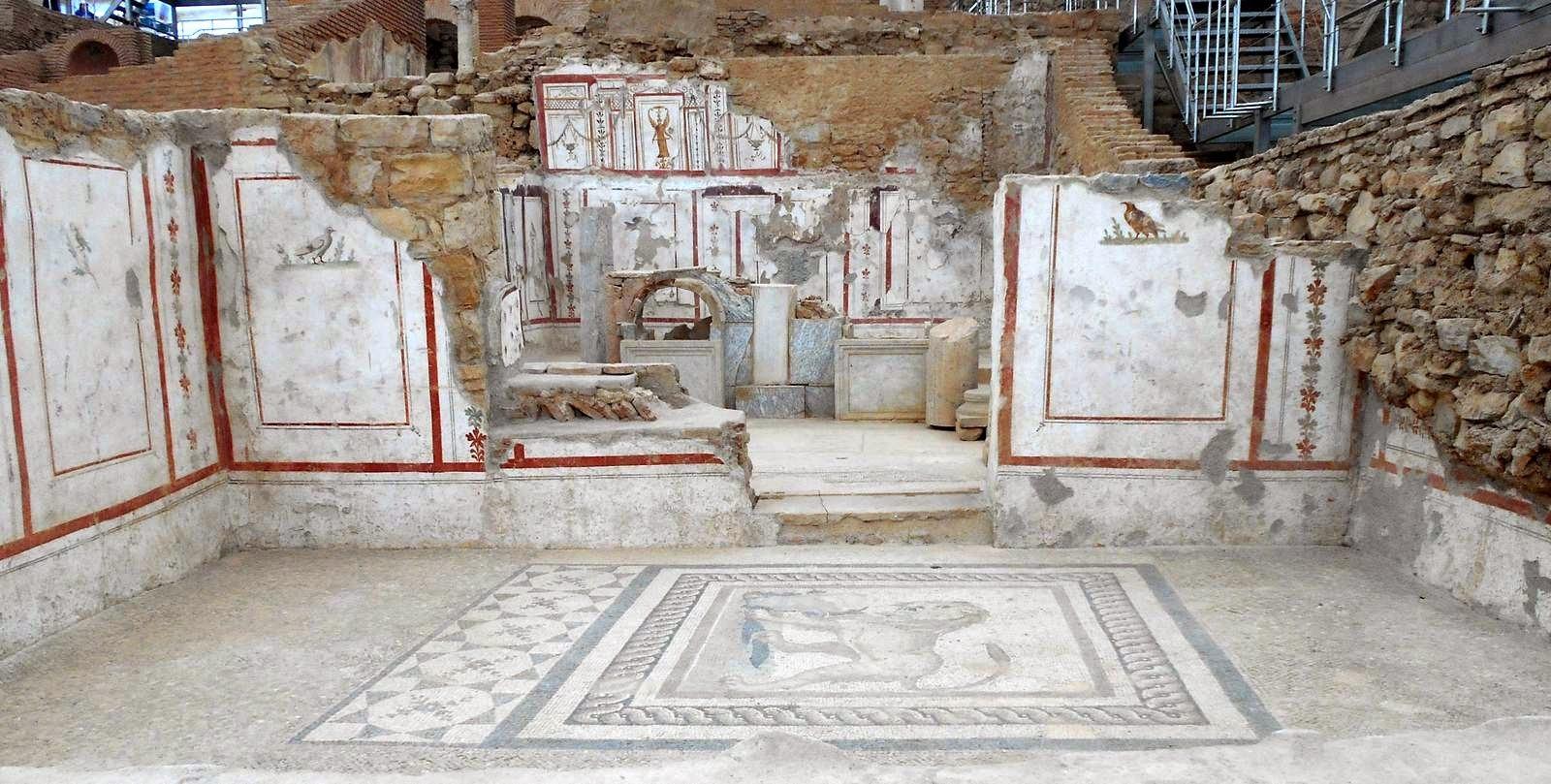 interieur maison romaine maison moderne
