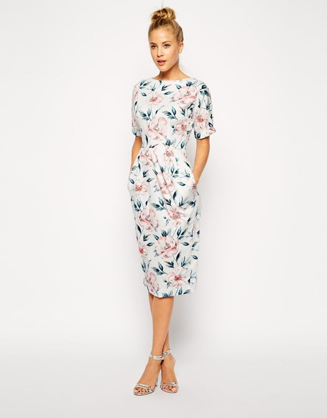 Formal Selection Of Guest Dresses For Wedding 2016