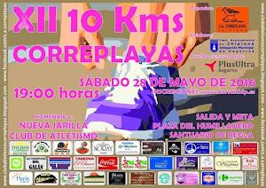 XII 10 Km Correplayas