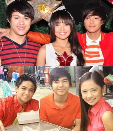 ASAP 2012 Treats Viewers with an Early Christmas Treat with the Princess and I and Aryana Teen Stars