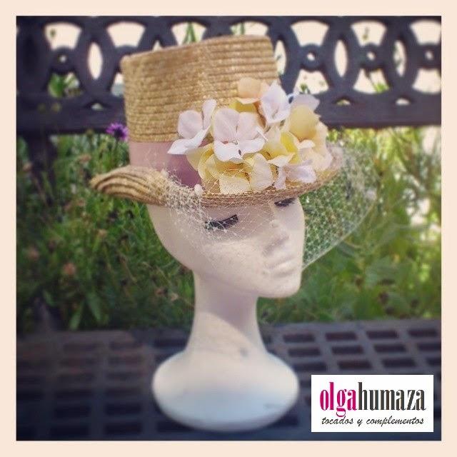 http://olgahumaza.blogspot.com.es/2014/03/b18-tocado-sombrero-copa-alta-chistera.html