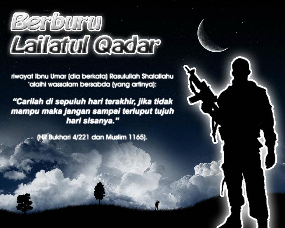 Setetes Hidayah: Tanda Malam Lailatul Qadar