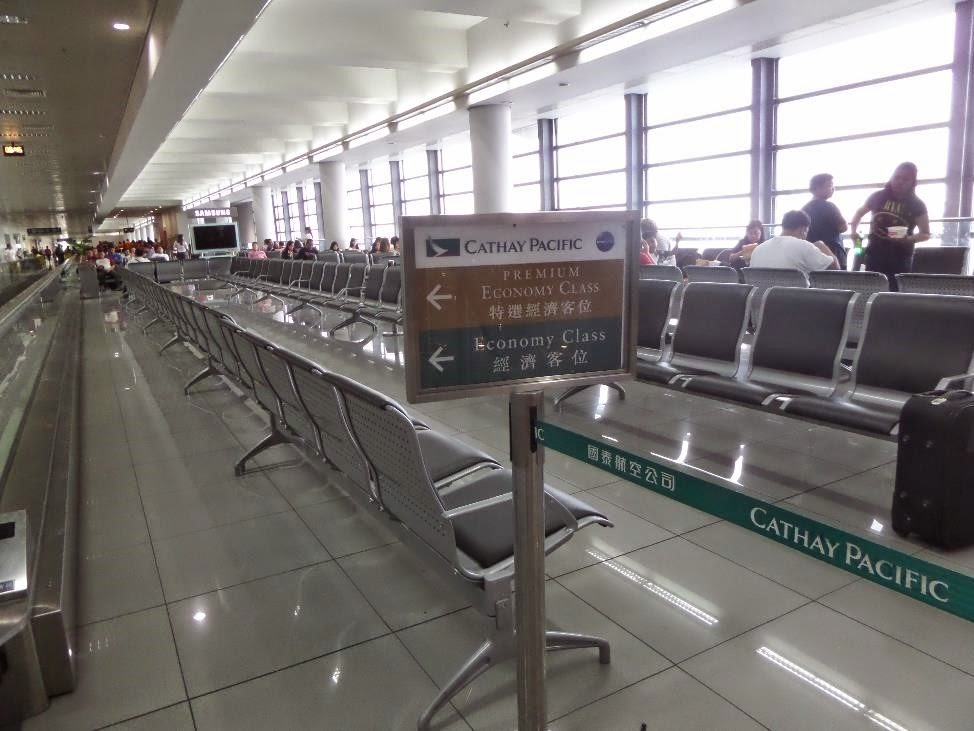 cathay pacific manila airport