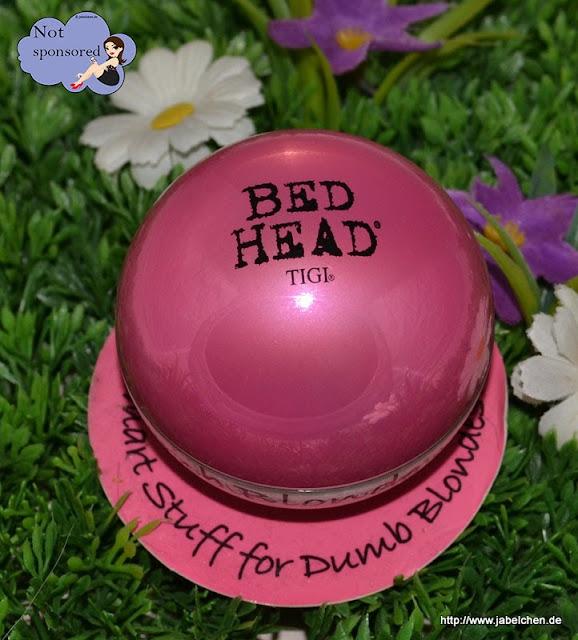 Tigi Bed Head - Dumb Blonde - Anti Frizz & Smooth - Haarcreme