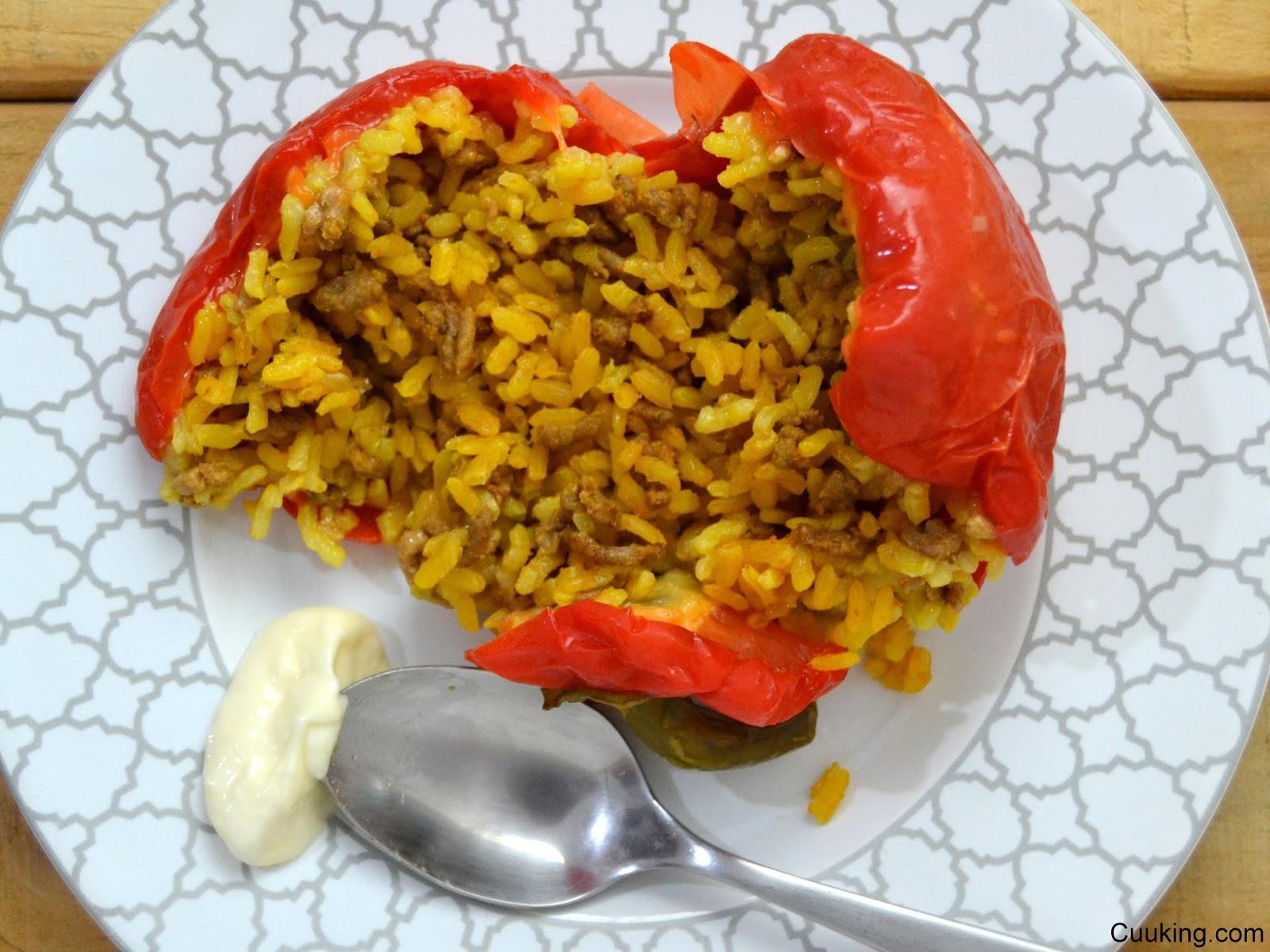 receta-pimientos-rellenos-de-arroz-bajoques-farcides