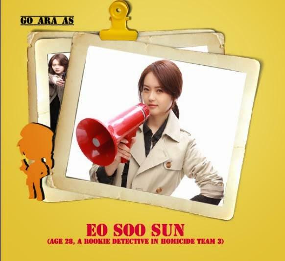 Go Ara sebagai Eo soo sun