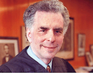 Federal Court Judge Edward Korman