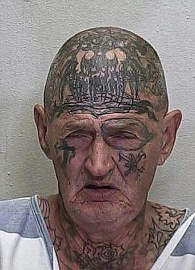 Almas condenadas fotos de criminales aterradores
