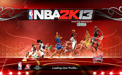 NBA 2K13 All-Star 2013 Slam Dunk Contest Patch