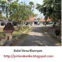 Balai Desa Klareyan