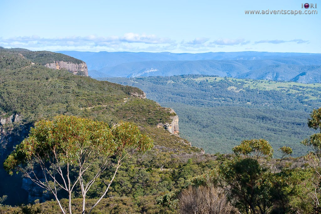Philip Avellana, Australian Landscape Photographer, Katoomba, NSW, New South Wales, Australia, Blue Mountains, Boar's Head, Narrow Neck lookout, lookout