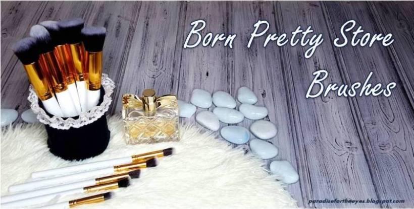 Pędzle z Born Pretty Store