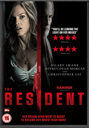 Twistedwing: REVIEW: THE RESIDENT (R2 DVD)