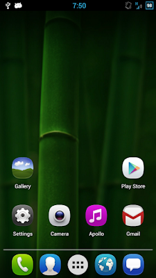 MeeUi – Icon Pack Apex Nova v2.4 APK Android free