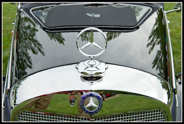 Concours d' Elegance; Automobiles; Classic Cars; Mercedes-Benz