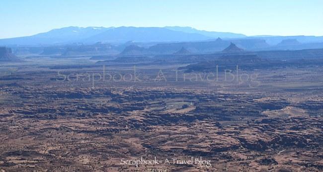 Needles Overlook in Canyonlands National Park