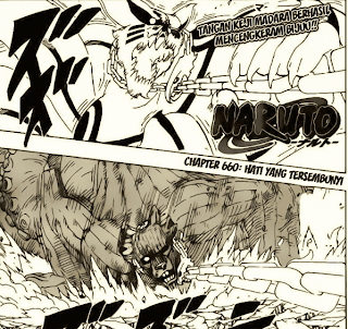Komik Naruto 660 Bahasa Indonesia