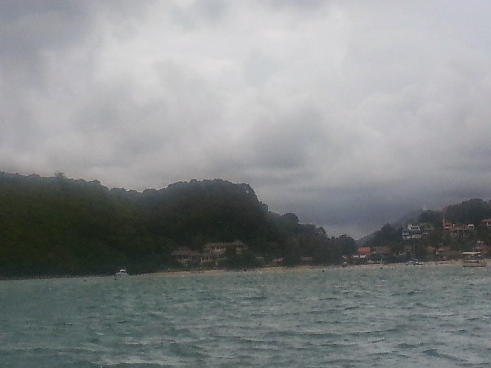 Image of Phuket weather August 2014