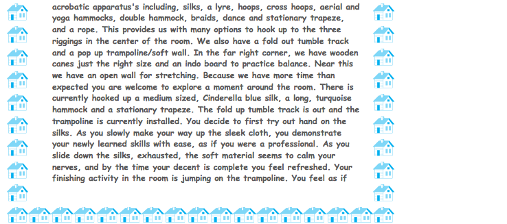My dream house essay