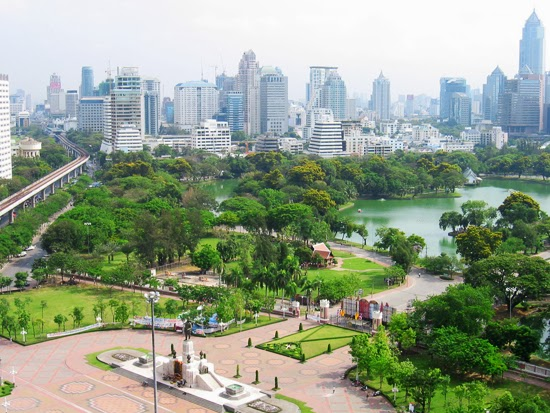 أجمل عشر حدائق في بانكوك تايلاند