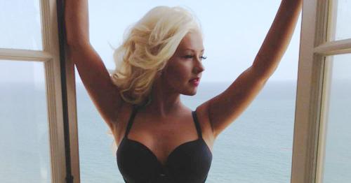 Pin op Christina Aguilera