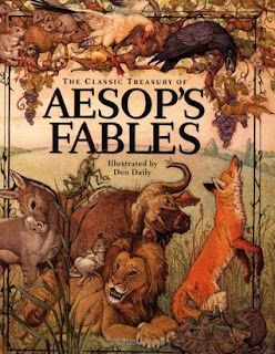 The Classic Treasry of Aesop's Fables by Don Daily