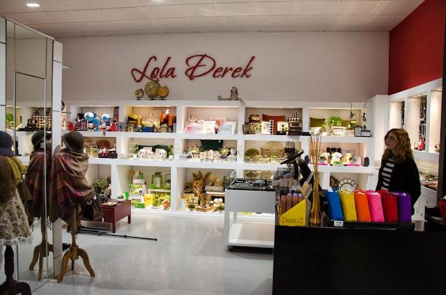 Tiendda Lola Derek en Alicante